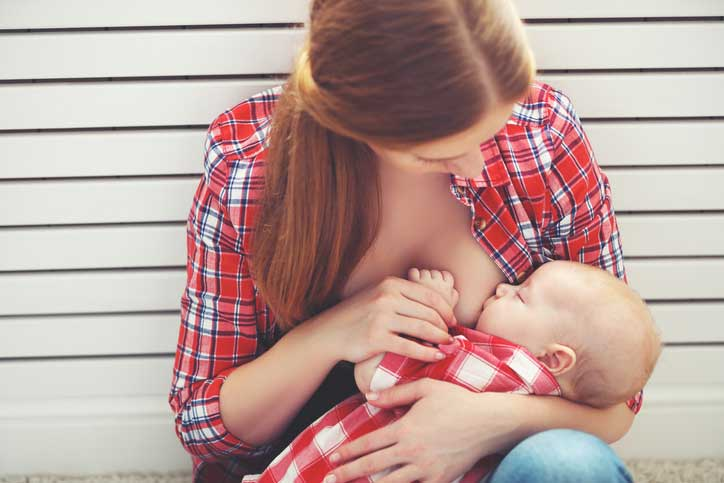 Breastfeeding - Benefits of breastfeeding